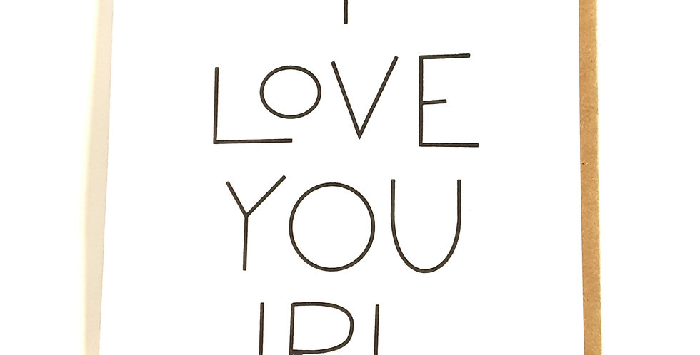Love You IRL