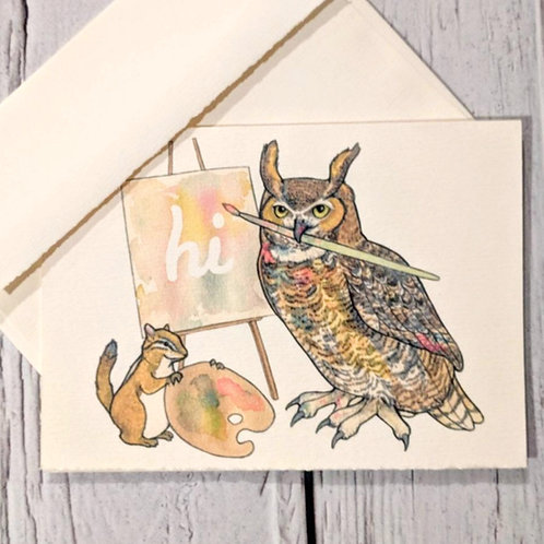 Assorted Cards by Sarah Ryan