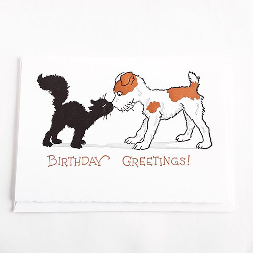 Dog & Cat Birthday