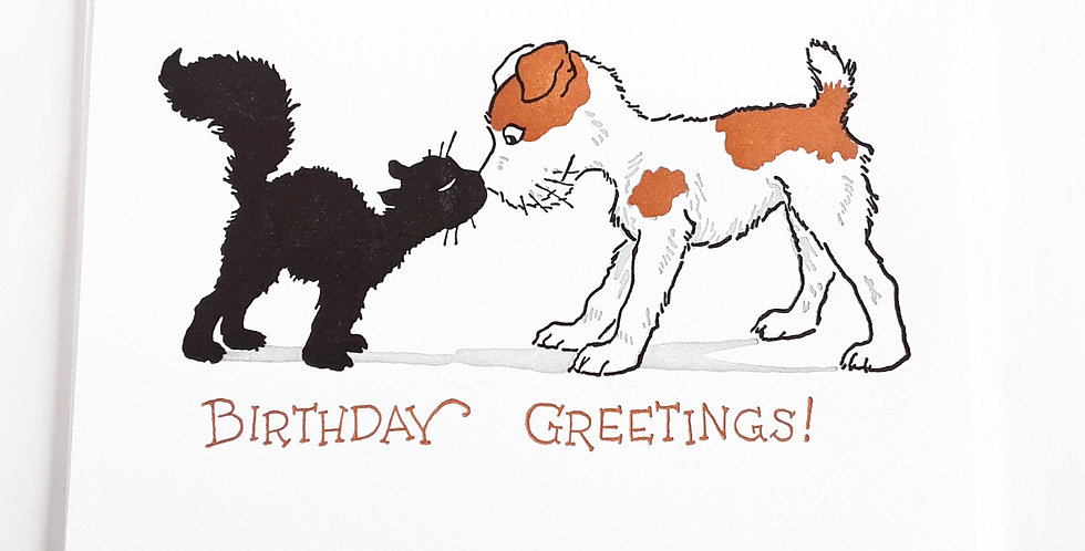 Dog & Cat Birthday