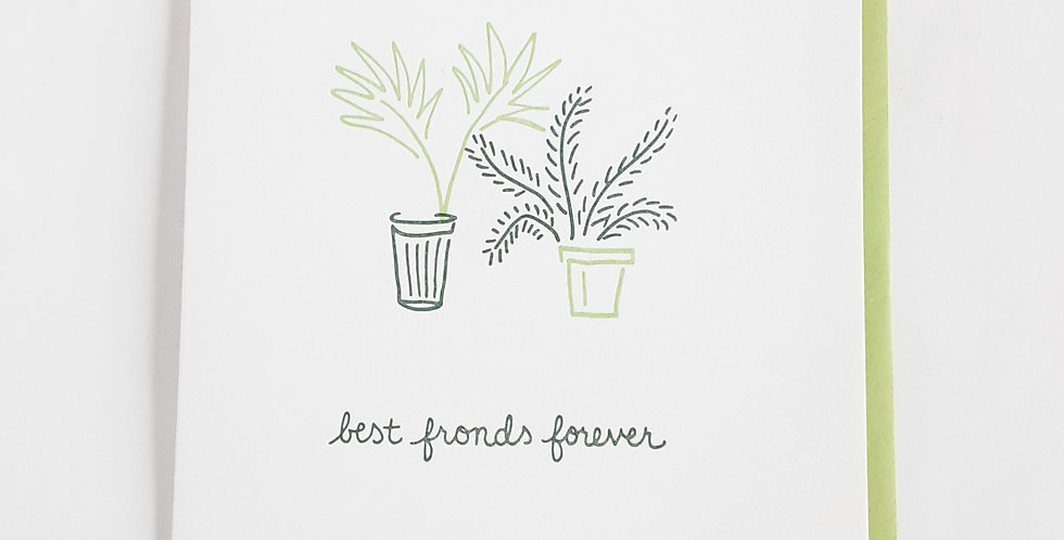 Best Fronds Forever
