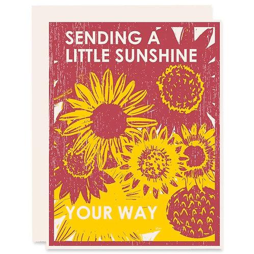 Sending a Little Sunshine