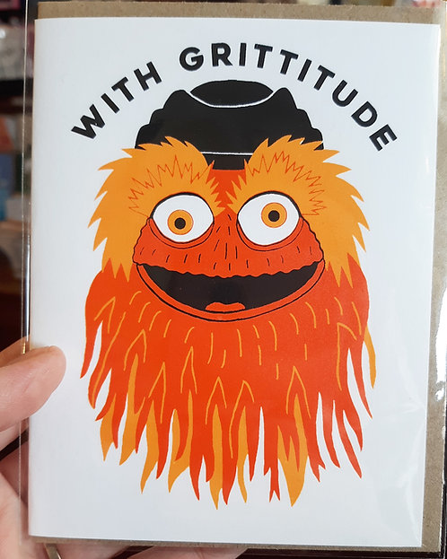 Gritty Cards