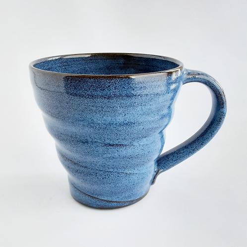 Large Blue Mug #2