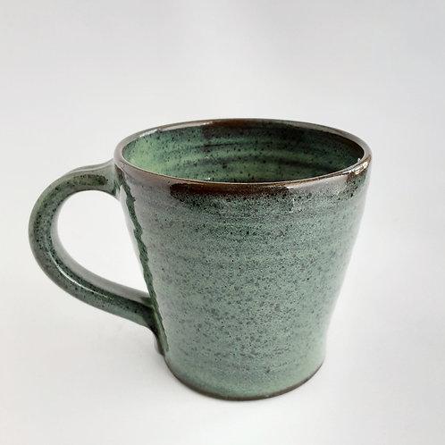 Small Green Mug #13