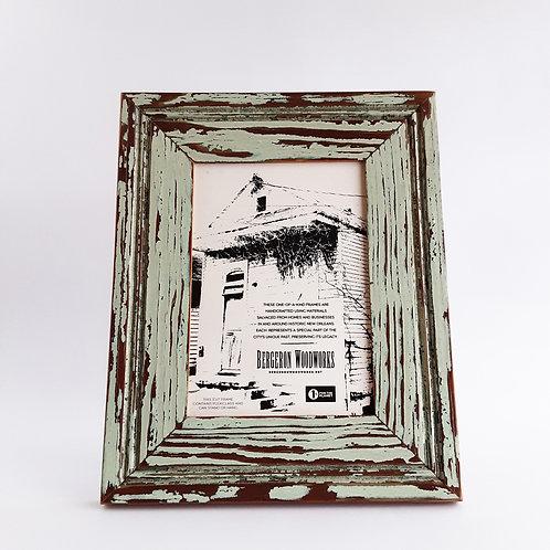 5x7 Frame, Sea Green