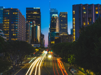L.A. Financial District