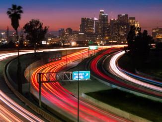 Dusk - East L.A.