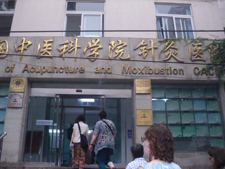 Akupunktur China 2013