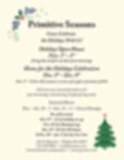 Holiday Open House Flyer 2019_outlines c
