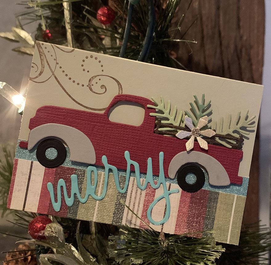 Mini Truck Card