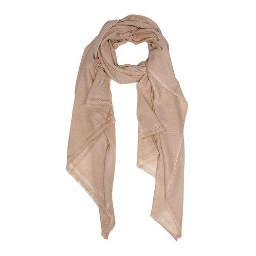Moye pashmina scarf oatmeal