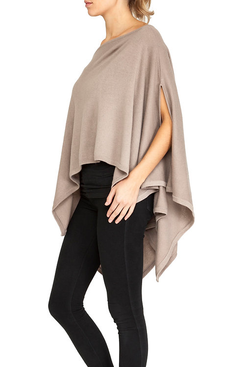 Three in one poncho