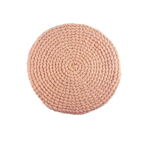 Buneko cushion peach