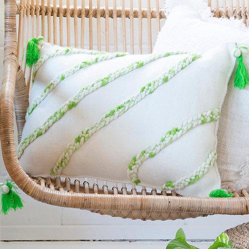 Sample Lahara Bateko Felt Cushion
