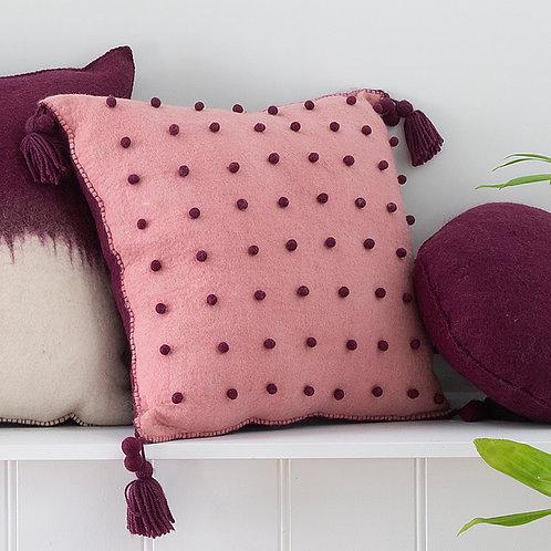 Tilaka Tassle Cushion