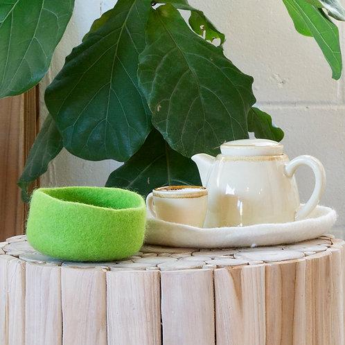 Vadu bowl lime 2 sizes