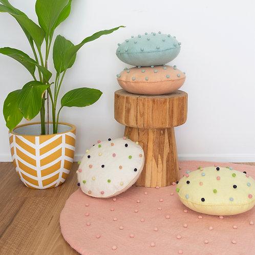 Pods Mini Cushion Pastels