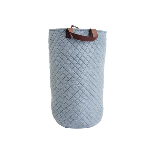 Geo basket tall grey
