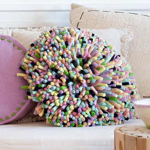 Hula Cushion zesty