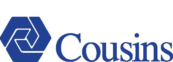 cousins-properties-logo-vector