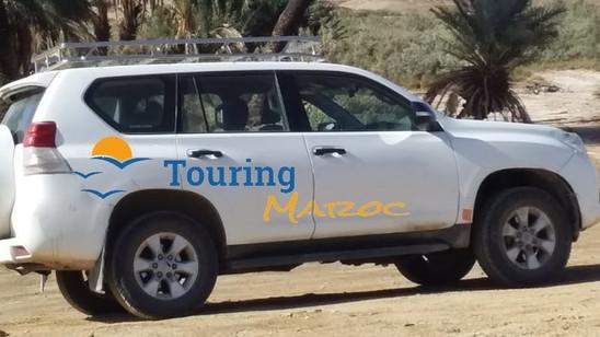 Touring maroc 4x4