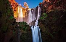 Ouzoud Water Falls