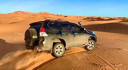 4x4 desert tours