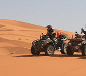 Dune Buggy and Quad Biking in Morocco