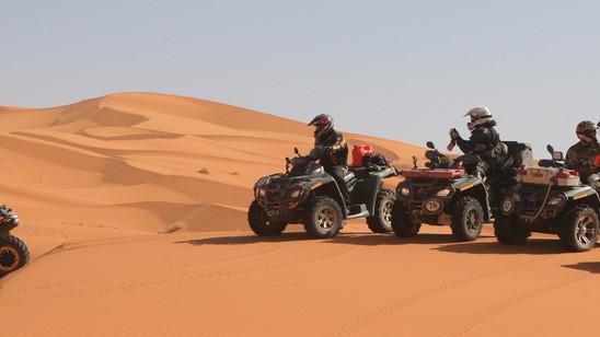 Location quad merzouga