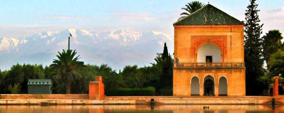 Jardins-Menara Marrakech