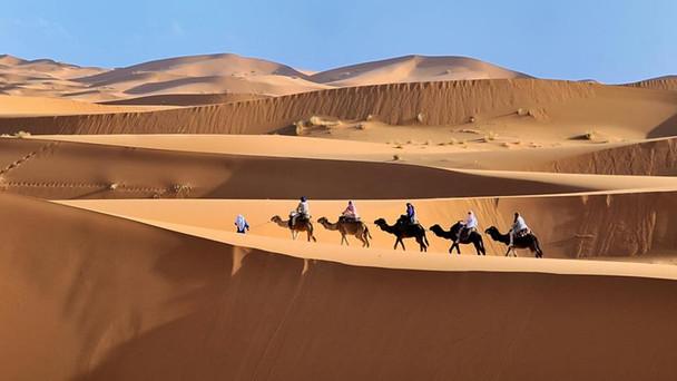 Merzouga Desert Tours