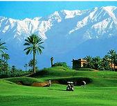 Golf in Morocco