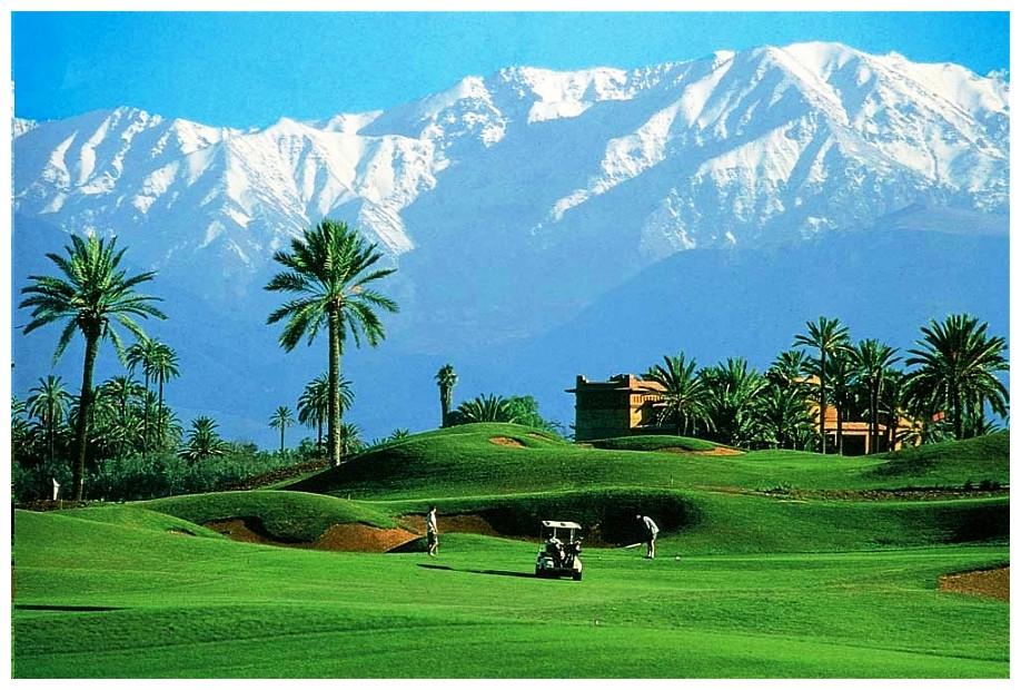 Golf-sejour-maroc