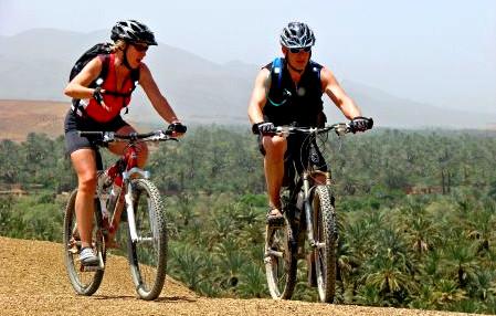 VTT Tours in Morocco