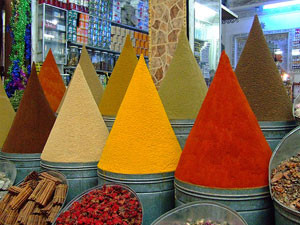 Tours in Morocco-Morocco souk_