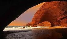 Legzira beach -Maroc