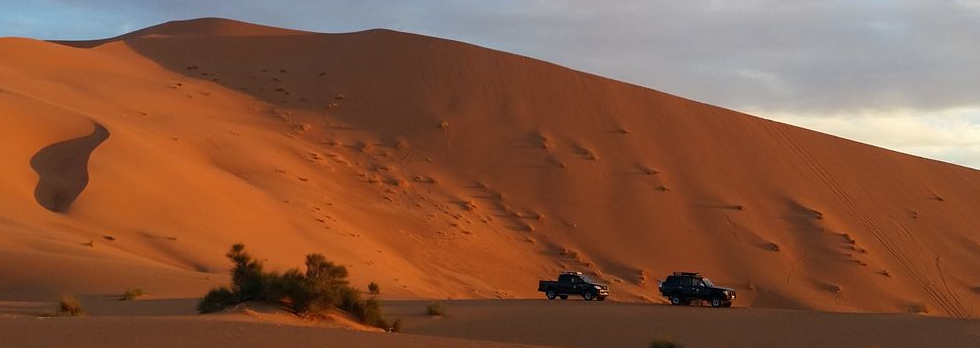 Merzouga 4x4 Desert Trip