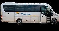 Minibus hire Morocco