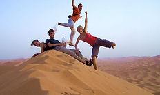 Merzouga desert incentive trip