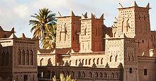 Ouarzazate Kasbah Morocco