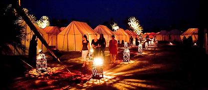 Merzouga Incentive Bivouac Desert Camp