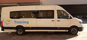 Touring Maroc Minibus 18 Seat ( Volkswag