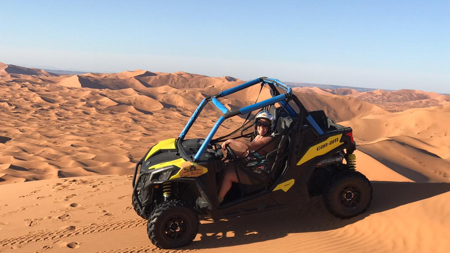 Atv Quad and Buggy tours in Merzouga Des