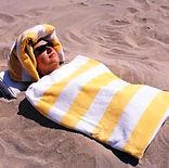 Sand Bath in Merzouga Desert