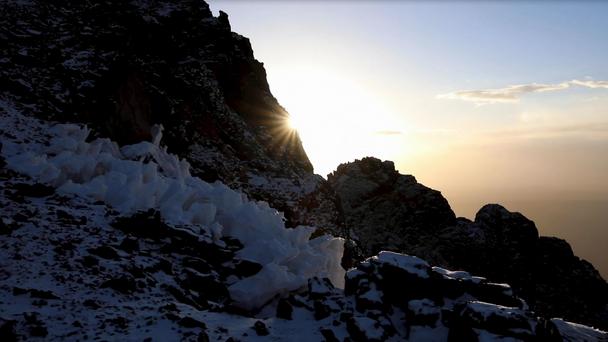 Toubkal Mountain