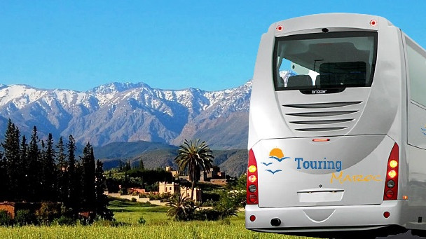 Coach, Minibus & Bus Hire in  Morocco.jp