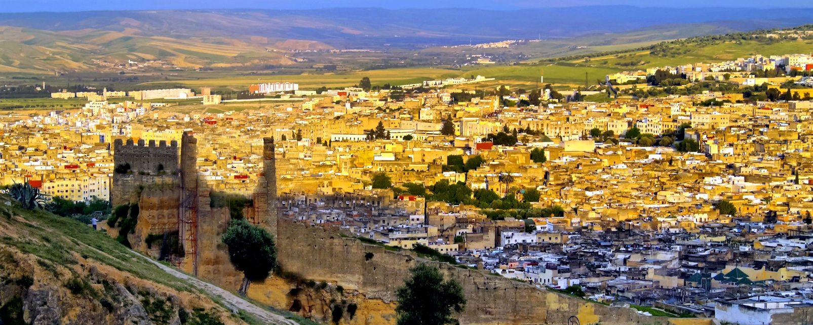 FES. Morocco