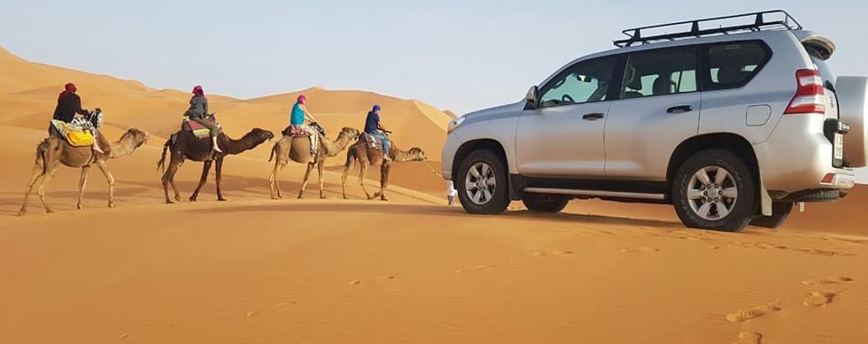 Morococo 4x4 Desert Tours