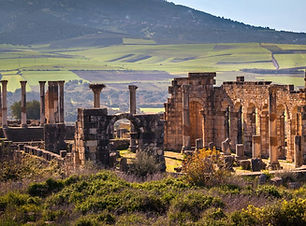 Volubilis ; Morocco